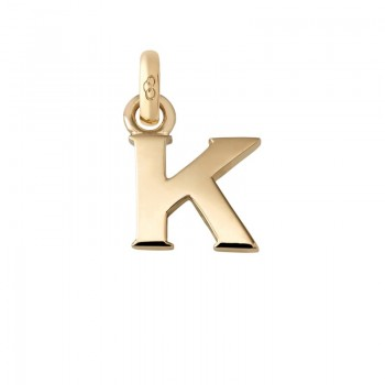Links Of London 18kt Yellow Gold K Charm