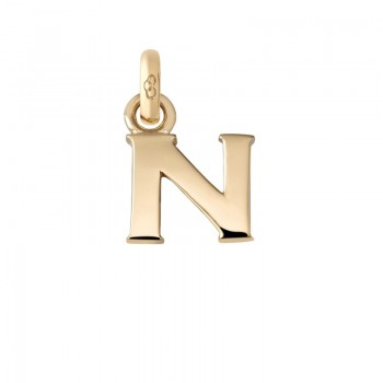 Links Of London 18kt Yellow Gold N Charm