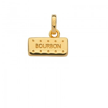 Links Of London 18kt Yellow Gold Vermeil Bourbon Biscuit Charm