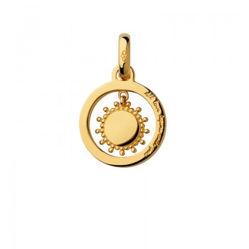 Links Of London 18kt Yellow Gold Vermeil Mother's Day Sun Charm