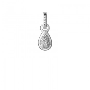 Links Of London Diamond & Sterling Silver April Mini Birthstone Charm