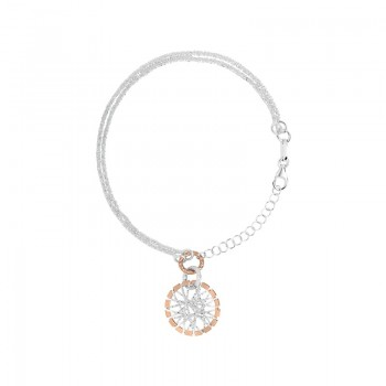Links Of London Dream Catcher Bi-Metal Bracelet
