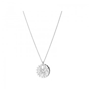 Links Of London Dream Catcher Sterling Silver Necklace
