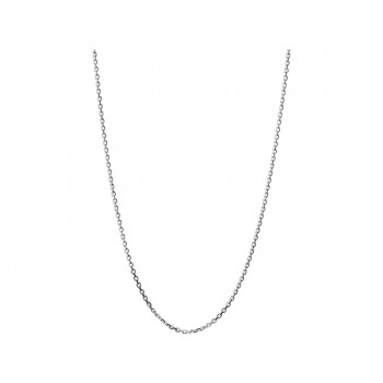 Links Of London Essentials Sterling Silver 1.2mm Cable Chain 45cm