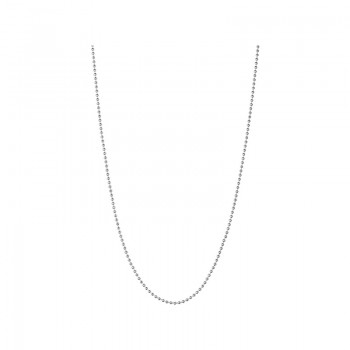 Links Of London Essentials Sterling Silver 2.5mm Ball Chain 50cm