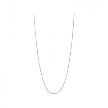 Links Of London Essentials Sterling Silver Box Belcher Chain 67cm