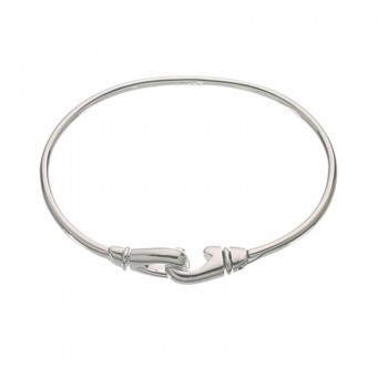 Links Of London Essentials Sterling Silver Karabiner Bangle