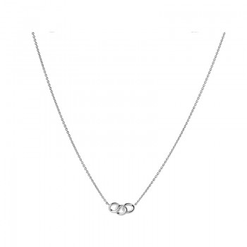 Links Of London Essentials Sterling Silver Mini Necklace