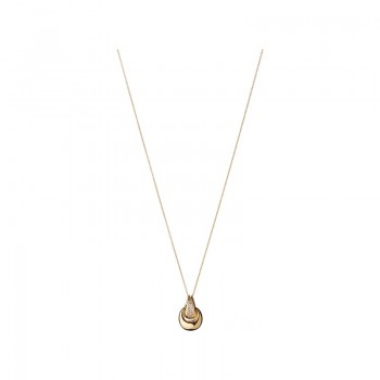 Links Of London Hope 18kt Yellow Gold Diamond Necklace