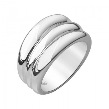 Links Of London Hope Sterling Silver Triple Stack Ring