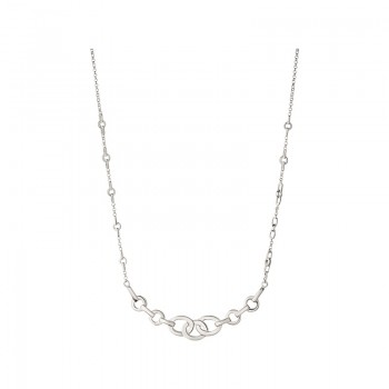 Links Of London Signature Sterling Silver Necklace