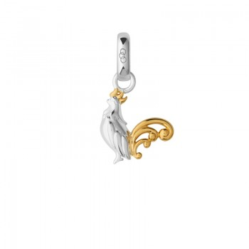 Links Of London Sterling Silver & 18kt Yellow Gold Vermeil Chinese Zodiac Rooster Charm