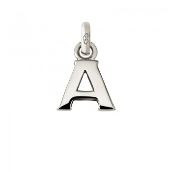 Links Of London Sterling Silver A Charm