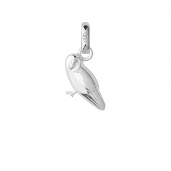Links Of London Sterling Silver Barn Owl Woodland Charm