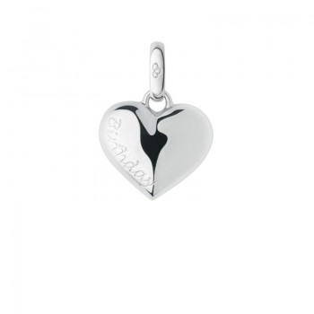 Links Of London Sterling Silver Birthday Heart Charm