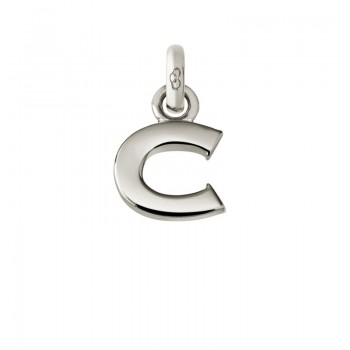 Links Of London Sterling Silver C Charm