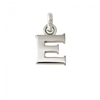Links Of London Sterling Silver E Charm