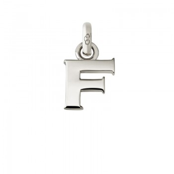 Links Of London Sterling Silver F Charm
