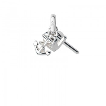 Links Of London Sterling Silver Faith Hope & Love Charm