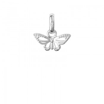 Links Of London Sterling Silver Flutterby Charm