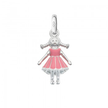 Links Of London Sterling Silver Girl Charm
