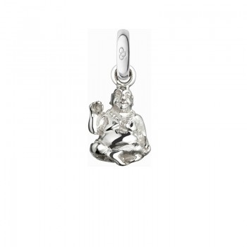 Links Of London Sterling Silver Laughing Buddha Charm