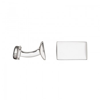 Links Of London Sterling Silver Rogue Identity Cufflinks
