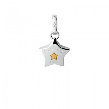 Links Of London Sterling Silver Shining Star Charm