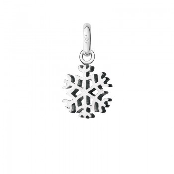 Links Of London Sterling Silver Snowflake Charm