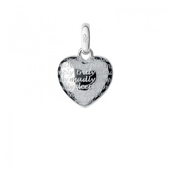 Links Of London Sterling Silver Truly Madly Deeply Charm