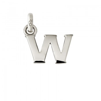 Links Of London Sterling Silver W Charm