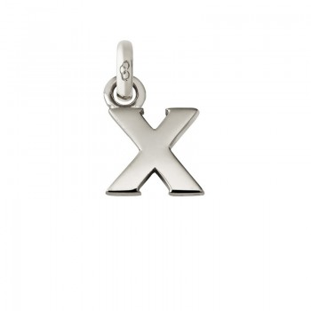 Links Of London Sterling Silver X Charm