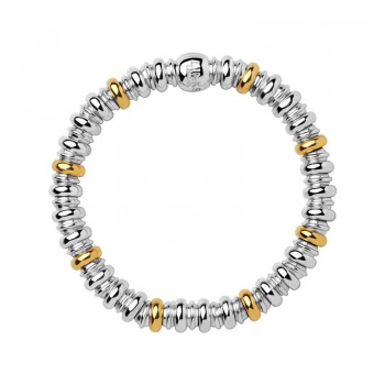 Links Of London Sweetheart Sterling Silver & 18kt Yellow Gold Vermeil