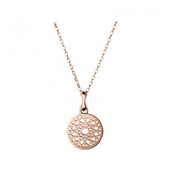 Links Of London Timeless 18kt Rose Gold Vermeil Small Necklace