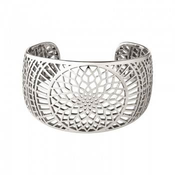 Links Of London Timeless Sterling Silver Cuff Bracelet