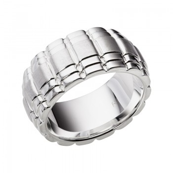 Links Of London Venture Mens Sterling Silver Ring