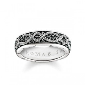 Thomas Sabo band ring Love Knot Women Rings TR2087-643-11
