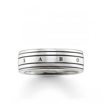 Thomas Sabo band ring Women Rings TR1999-001-12