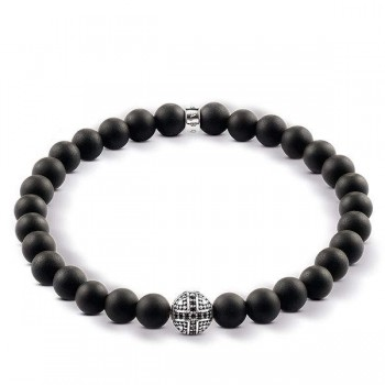 Thomas Sabo bracelet cross Men Bracelets J_A0032-722-11