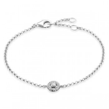 Thomas Sabo bracelet Light of Luna Women Bracelets A1549-051-14