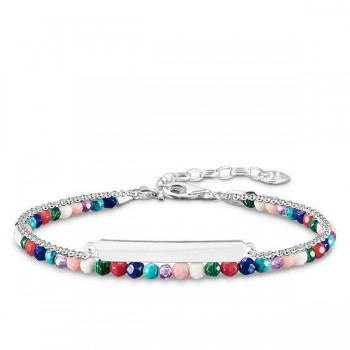 Thomas Sabo bracelet Multicoloured Women Bracelets LBA0119-352-7