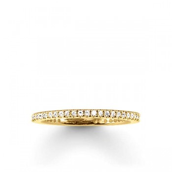 Thomas Sabo eternity ring pavé Women Rings TR1980-414-14