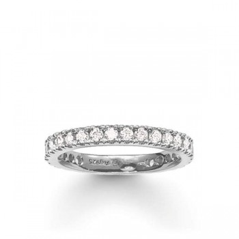 Thomas Sabo eternity ring pavé Women Rings TR1981-051-14