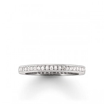 Thomas Sabo eternity ring pavé Women Rings TR1983-051-14