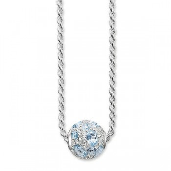 Thomas Sabo necklace blue sky Women Necklaces KT0043-059-1