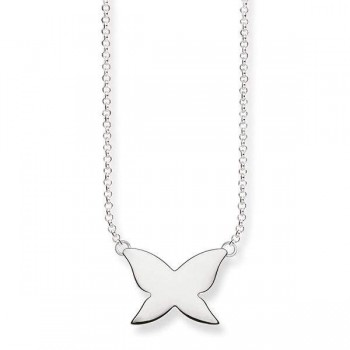 Thomas Sabo necklace butterfly Women Necklaces KE1481-001-12