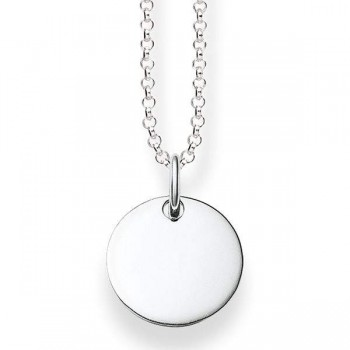 Thomas Sabo necklace disk Women Necklaces LBKE0002-001-12