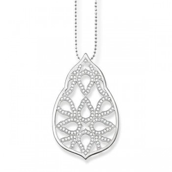 Thomas Sabo necklace droplet oriental Women Necklaces KE1381-051-14