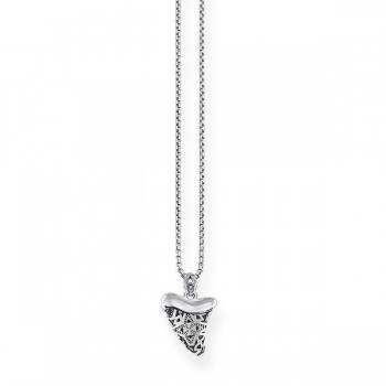 Thomas Sabo necklace Ethnic tooth Women Necklaces D_KE0014-356-21