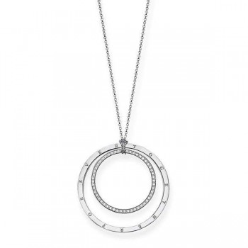 Thomas Sabo necklace FOREVER TOGETHER Women Necklaces D_KE0022-725-14